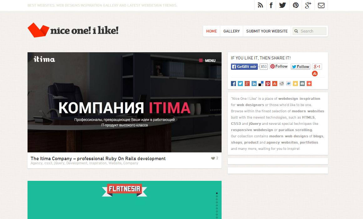 Best Web Design websites   beautiful Inspiration Gallery for websites